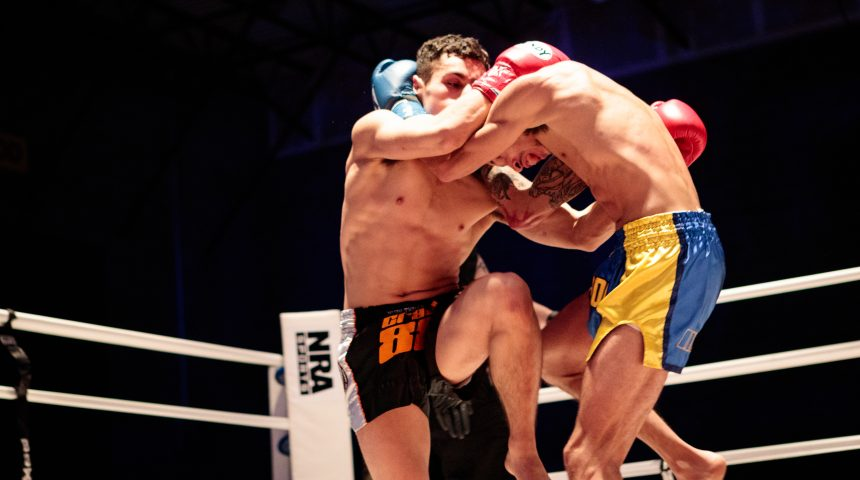 TCB / Thai Boxing Clinch / Muay Thai Fighters