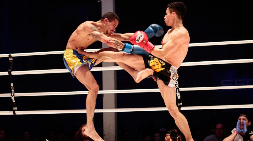 tcb fighters kick muay thai