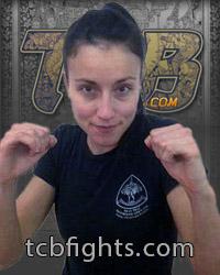 Carin Rubin- tcbfights.com