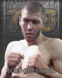 Fadhell Benamar- tcbfights.com