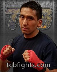 Juan Garcia- tcbfights.com