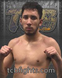 Oscar Jiminez- tcbfights.com